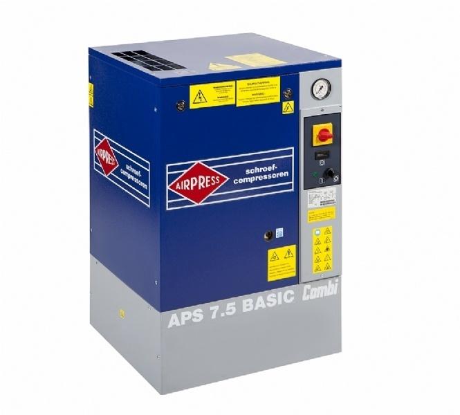 Airpress schroefcompressoren zonder ketel