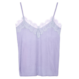 Top lace lila