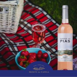 Villa Pias rosé 2017