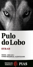 Pulo do Lobo Syrah 2017