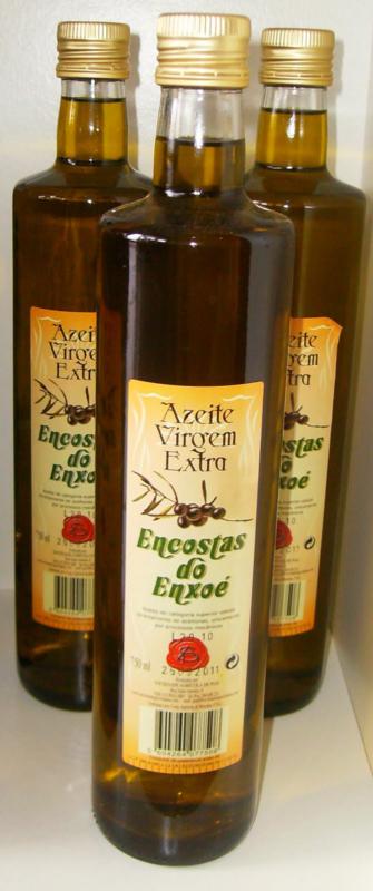 Olijfolie Extra Virgen Enxoe 500 ml