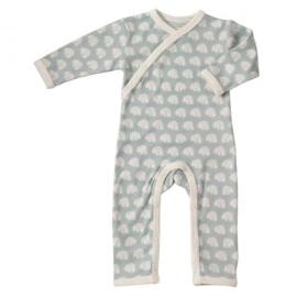 Babypyjama IJsbeer - biologisch katoen