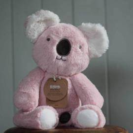 Knuffel Koala - roze