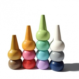 12 Wasco's - pastel kleuren