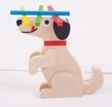 Balansspel Hond