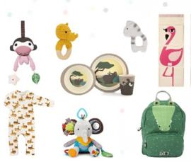 Kraampakket Jungle dieren
