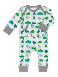 Babypyjama Uil - biologisch katoen