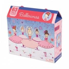 Puzzel Ballerina's / 63st - 4j