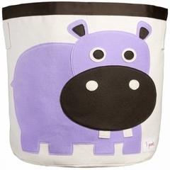 Speelgoedmand Nijlpaard