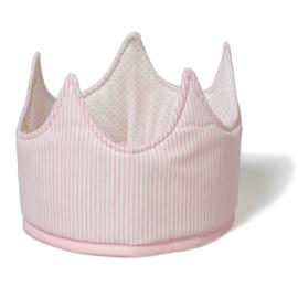 Verjaardagskroon - roze