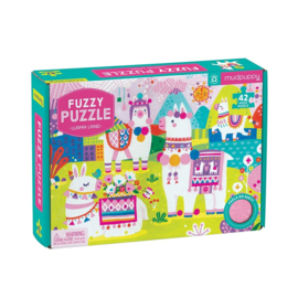 Voel puzzel Lama -3j