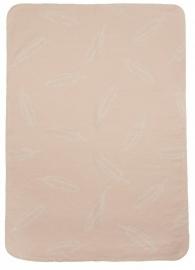 Wiegdeken Veren - roze