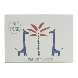Memory spel dieren