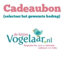 Duurzame Cadeaubon