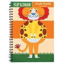 Kleurboek Jungle dieren