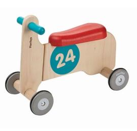 Houten 4-wieler