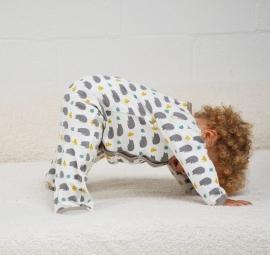 Babypyjama Egel - biologisch katoen