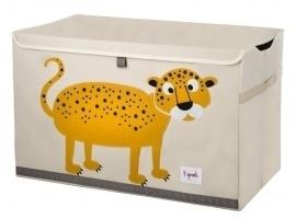 Speelgoedkist Luipaard