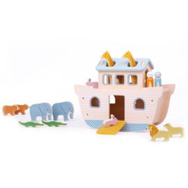 Houten Ark van Noach