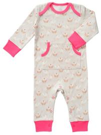 Babypyjama Vogel (Laatste: 3-6 maanden)
