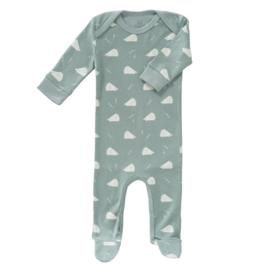Babypyjama met voetjes Egel