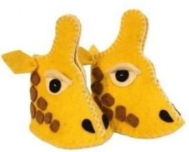 Babyslofjes Giraf