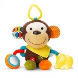 Activiteiten knuffel aap