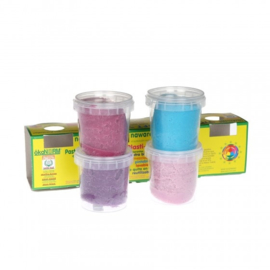 Klei roze-tinten zonder schadelijke stoffen