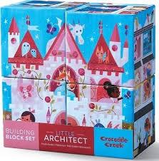 Blok puzzel kleine Architect