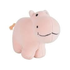 Knuffel Nijlpaard met geluidje