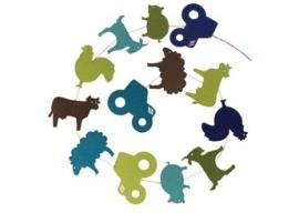 Hanger Boerderij dieren