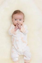 Babypyjama Zwaan -  biologisch katoen