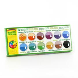 Waterverf 12 kleuren zonder schadelijke stoffen
