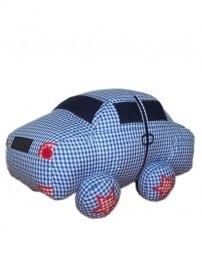 Speelkussen Auto (37x25x20cm)