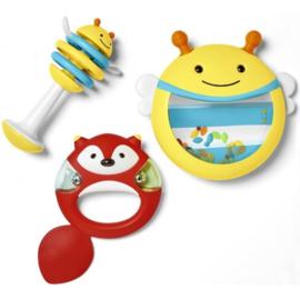 Kinder muziekinstrumenten - 3 delig