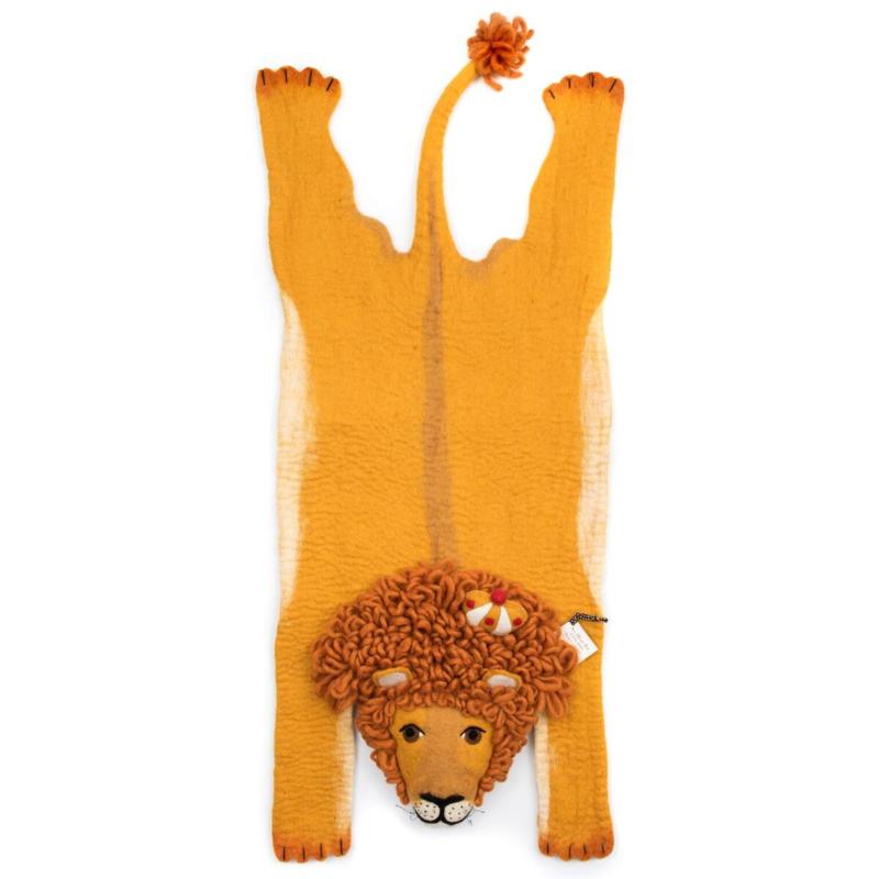 Vloerkleed Leeuw