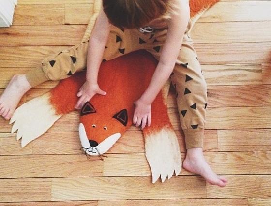 vloerkleed vos nieuwsblog