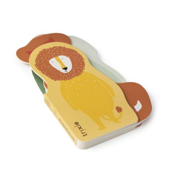 Dierenboekje van karton