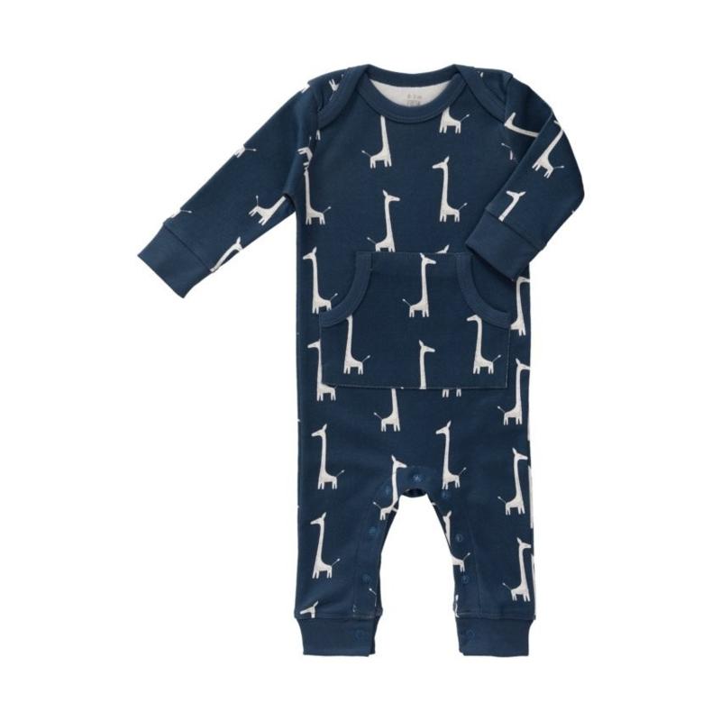 Babypyjama Giraf