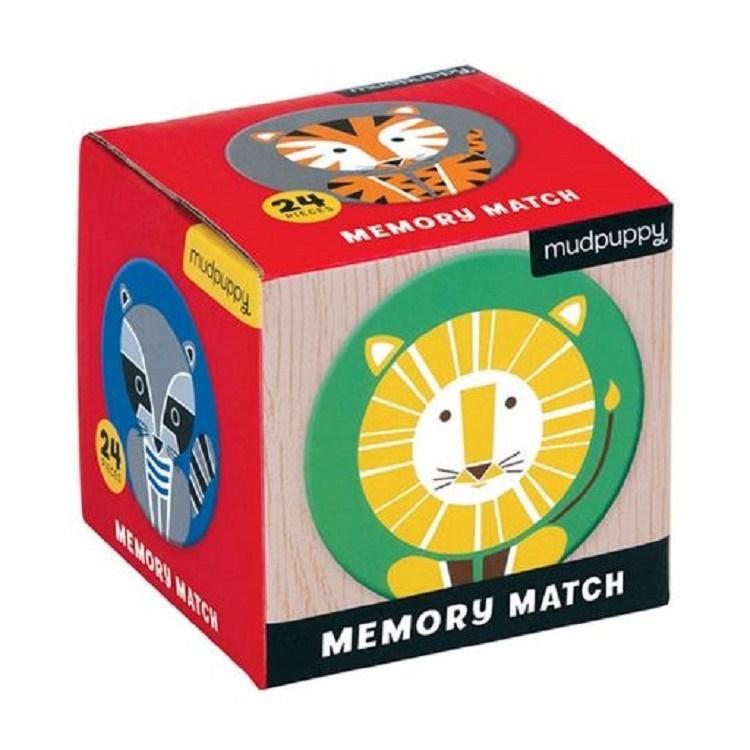 Memory Dieren