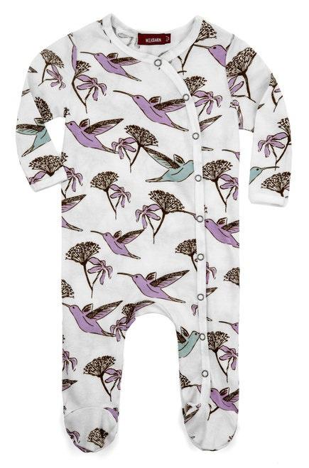 Baby pyjama Kolibrie