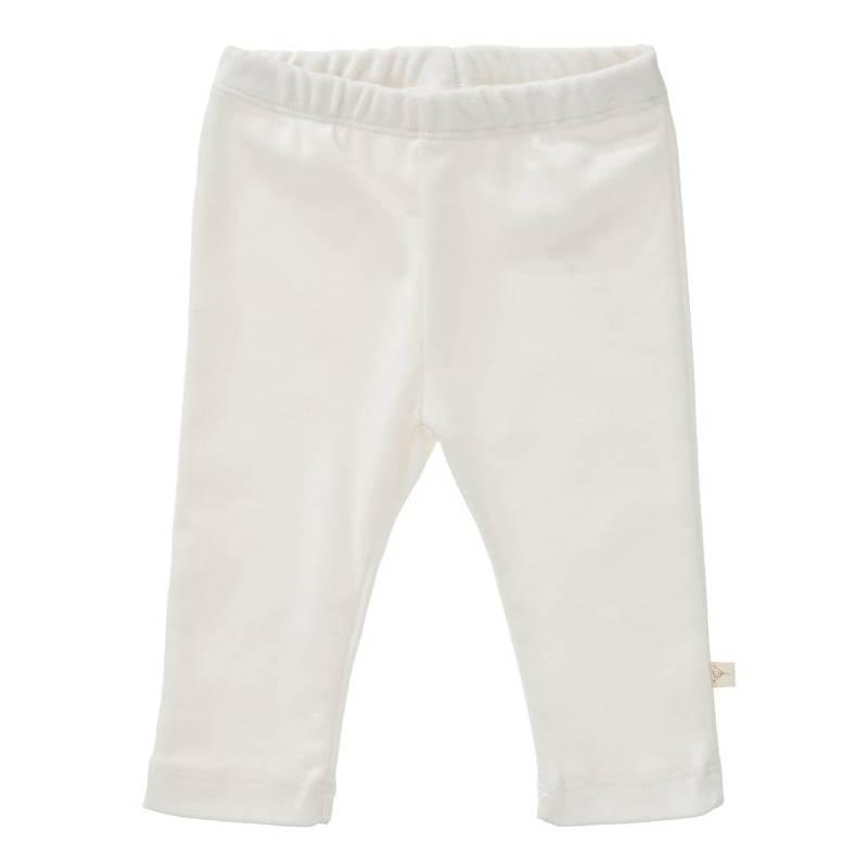 Uni broekje gebroken wit