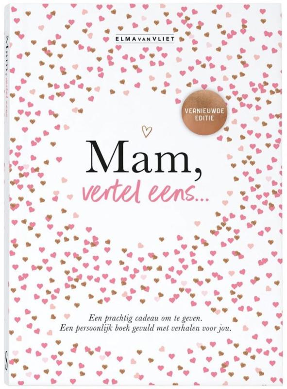 Invulboek 'Mam, vertel eens'