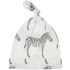 Baby mutsje Zebra