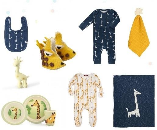 kraampakket giraf
