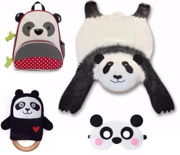 Pandabeer Speelgoed kinderkamer