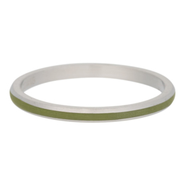iXXXi Jewelry Ribbel Olivina 2mm