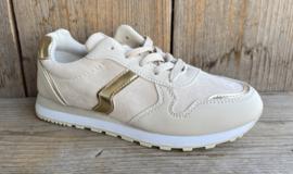 """Sneaker """"Sporty"""" Beige"""