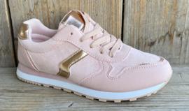 """Sneaker """" Sporty"""" Roze"""