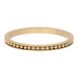 iXXXi Jewelry Mambo Mat Goud 2mm